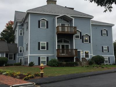 Weymouth Condo/Townhouse Under Agreement: 85 Whitman #204