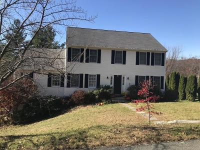 Hudson Single Family Home Price Changed: 61 Laurel Drive