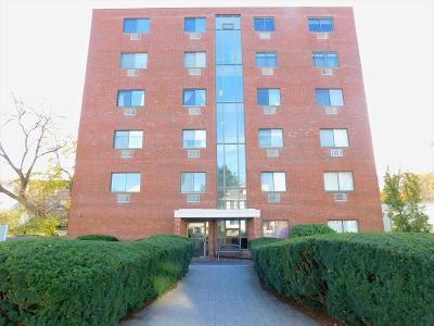 Arlington Condo/Townhouse Sold: 12 Pond Ln #12