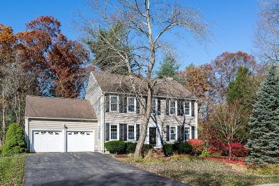 Attleboro Single Family Home Contingent: 175 Fairway Dr