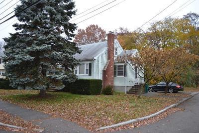 MA-Norfolk County Single Family Home For Sale: 54 E Cross St