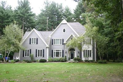 Hopkinton Single Family Home Under Agreement: 2 Whitman Lane