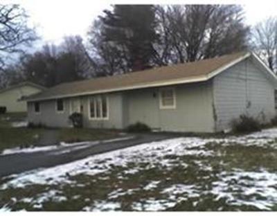 Randolph Single Family Home For Sale: 21 McAuliffe Rd #1