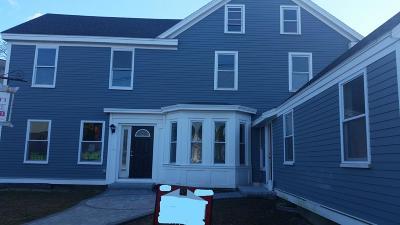 Danvers Condo/Townhouse Under Agreement: 100 Elm St #1