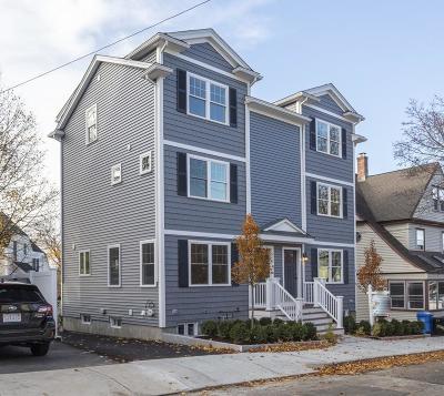 Waltham Condo/Townhouse Contingent: 15 Orange Street #2