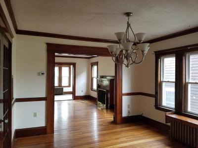 MA-Suffolk County Multi Family Home For Sale: 392 Beech St
