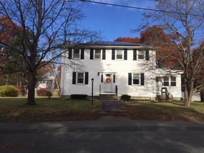 Avon Single Family Home For Sale: 6 Howard Lane