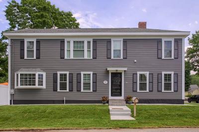 chelmsford Single Family Home For Sale: 28 Washington Street