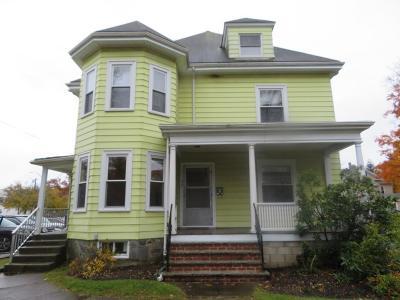 Newton Rental For Rent: 34 Pelham Street #1
