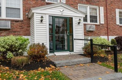 Danvers Condo/Townhouse Under Agreement: 37 Holten #5