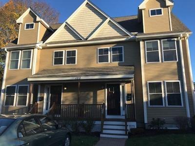 Medford Rental Under Agreement: 122 Harvard Ave #2