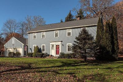 Lincoln Single Family Home Under Agreement: 37 Longmeadow Rd