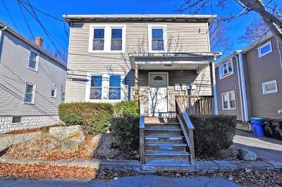 Belmont Multi Family Home Under Agreement: 6-8 Grant Ave