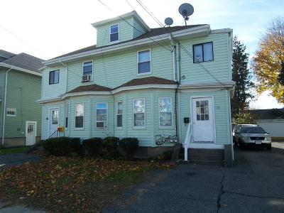 Quincy Multi Family Home For Sale: 33-35 Lunt Street