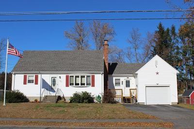 Hudson Single Family Home Contingent: 33 Avon