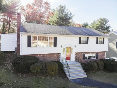Burlington Single Family Home Sold: 5 Rocky Hill Rd