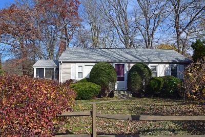 Randolph Single Family Home Contingent: 22 Kingcrest Terrace