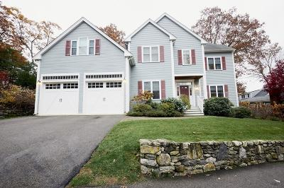 Needham Single Family Home For Sale: 276 Brookline St.