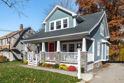 Reading Single Family Home For Sale: 181 Lowell Street