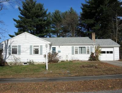 Needham Single Family Home Under Agreement: 17 Bess Rd