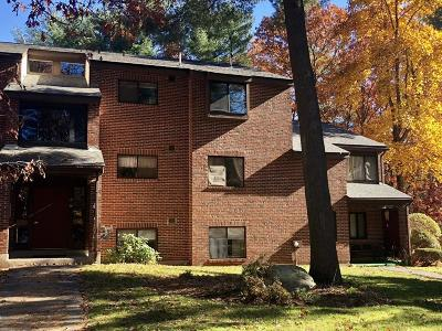 Franklin Condo/Townhouse Contingent: 45 Highwood Dr #45