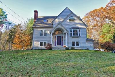 Attleboro Single Family Home For Sale: 115 Slater Street