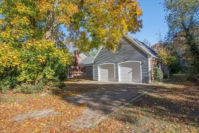 Falmouth Single Family Home For Sale: 52 Davisville Rd