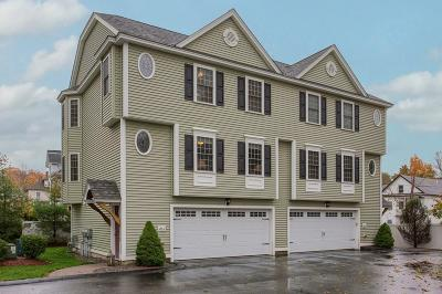 Methuen, Lowell, Haverhill Condo/Townhouse Contingent: 126 Smith St #2