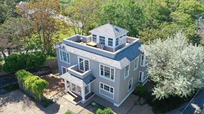 Gloucester MA Single Family Home For Sale: $1,800,000