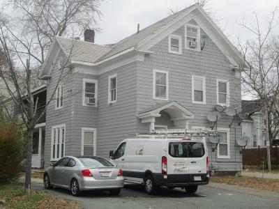 Brockton Multi Family Home For Sale: 32 Allen Street