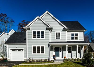 Needham Single Family Home For Sale: 166 Warren Street