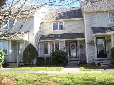 Bellingham Condo/Townhouse Under Agreement: 206 Maple Brook Rd #206
