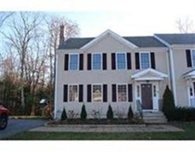 Taunton Single Family Home For Sale: 45 Colt Circle