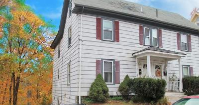Woburn Single Family Home For Sale: 9 Wright St #9