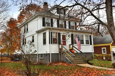 Danvers Single Family Home For Sale: 1 Cole Rd