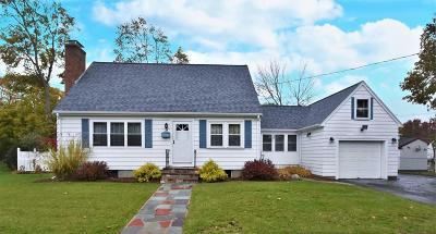 Woburn Single Family Home Sold: 48 Ellis Street