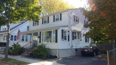 Quincy Single Family Home For Sale: 11 Arnold Rd