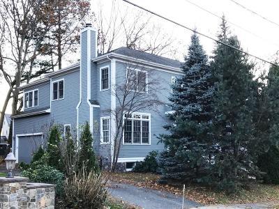 Newton Single Family Home New: 3o Sycamore Rd