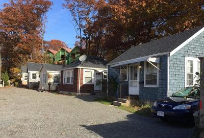 Manchester, Essex Multi Family Home Under Agreement: 1, 3-5, 7, 9 Sandpiper