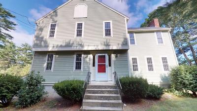 Plymouth Single Family Home For Sale: 65 Columbia Cir