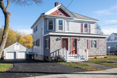 Beverly Multi Family Home For Sale: 9 Dodge Street