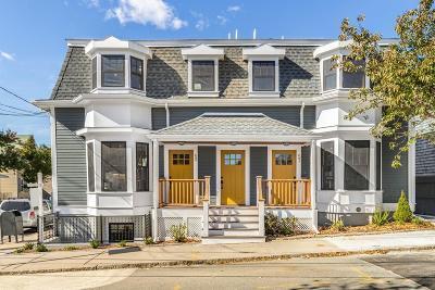 Somerville Multi Family Home New: 59 Franklin Street