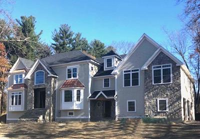 Andover Single Family Home New: One Manning Way