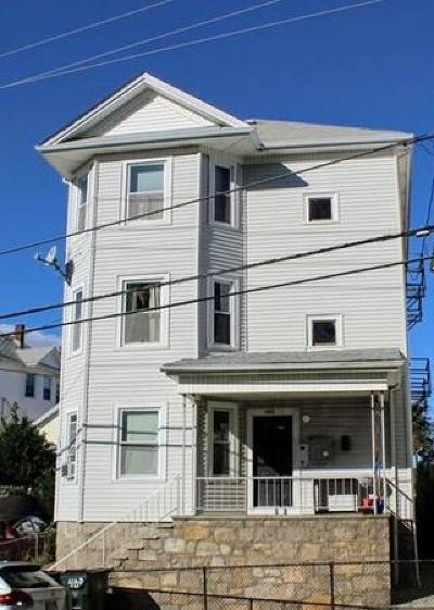 Fall River Multi Family Home For Sale: 458-460 County St