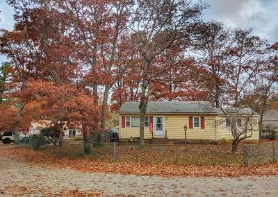 Wareham Single Family Home For Sale: 34 Standish Ave