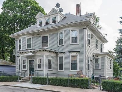 Boston, Cambridge Rental New: 23 Olmstead St. #1