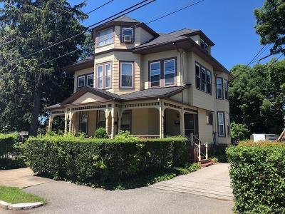 Newton Rental New: 77 Hartford St #1