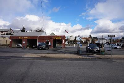 MA-Bristol County Commercial For Sale: 364 Bedford Street