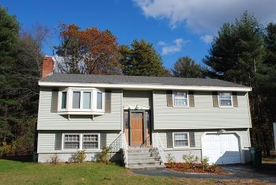Billerica Single Family Home For Sale: 47 Burnham Road