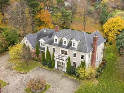 Brookline MA Single Family Home For Sale: $3,899,000